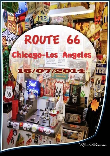 CARTEL ROUTE 66 Fotor