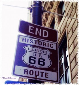 Route 66 Chicago empieza la ruta