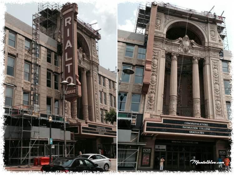 Route 66  Rialto Theatre en Joliet (Illinois)_Fotor