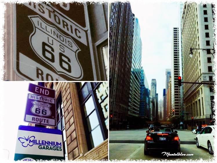 Chicago.  Salida por la mañana del 20 de julio desde 55 E Jackson Blvd.