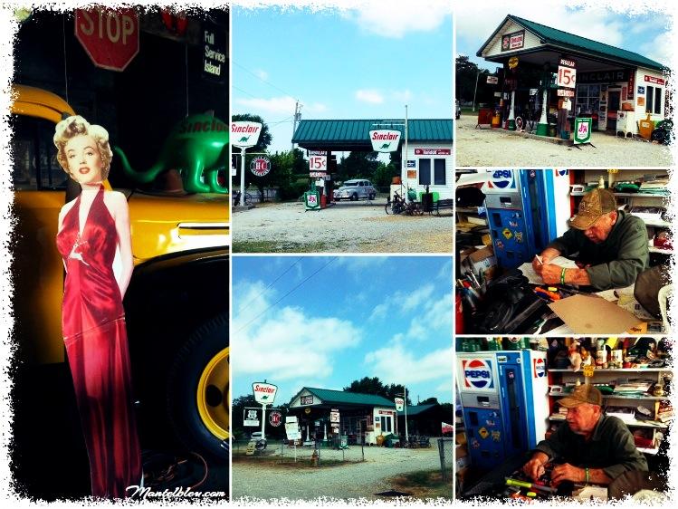 Route 66 Ash Grove (Missouri)  Gasolinera_Fotor