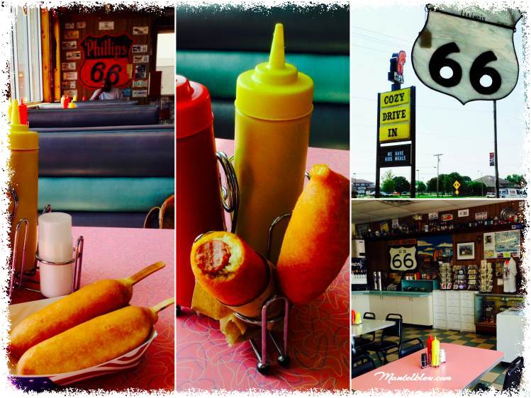 Route 66 Springfield (Illinois) Cozy Drive In_Fotor