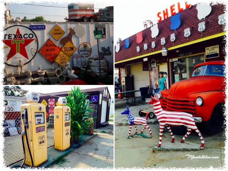 Route 66 Tatin Shell Williamsville (Illinois)_Fotor