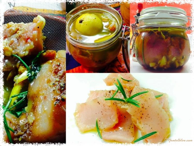 Bonito marinado con toque de romero 4 Collage_Fotor