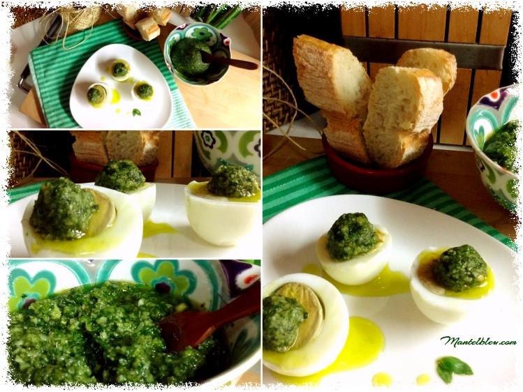 Huevos con salsa pesto 1_Fotor