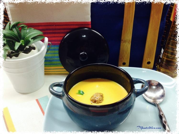 la foCrema de zanahoria con queso gorgonzola to 3_Fotor