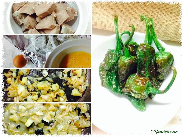 Lengua con crema de verduras y pimientos de Gernika Elaboración_Fotor