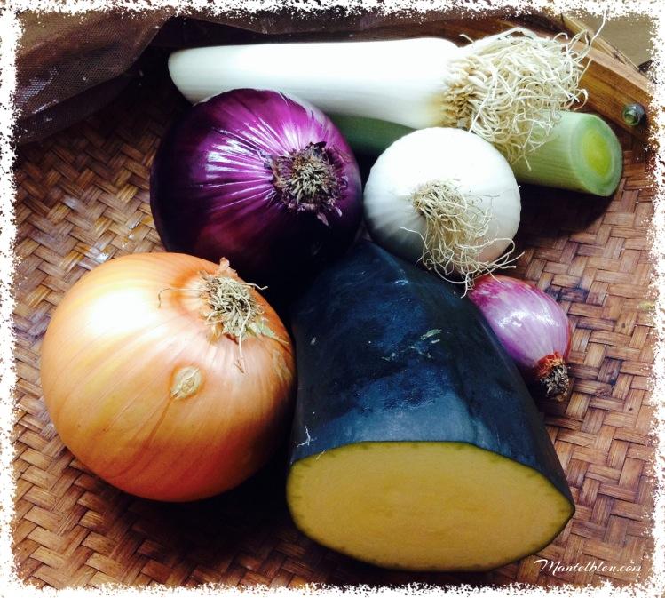 Lengua con crema de verduras y pimientos de Gernika Ingredientes