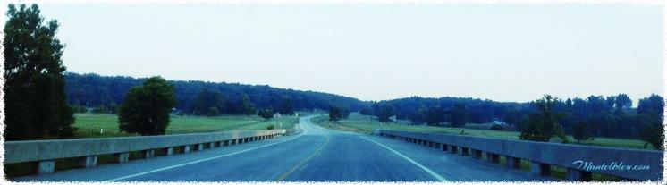 Route 66 Dejando Kansas