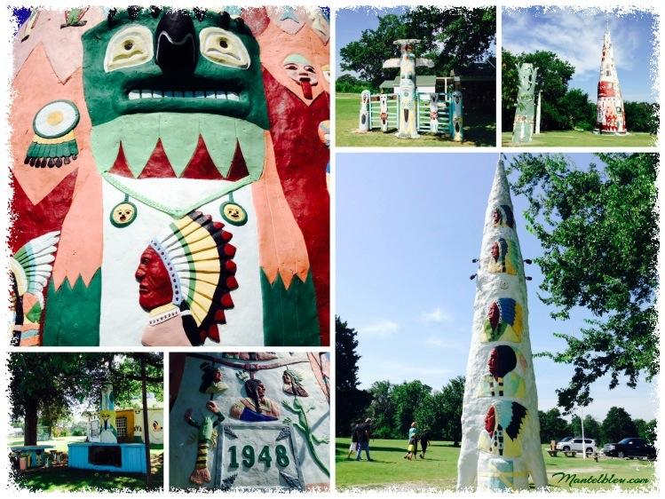 Route 66 Totem Pole Park Foyil (Oklahoma)_Fotor