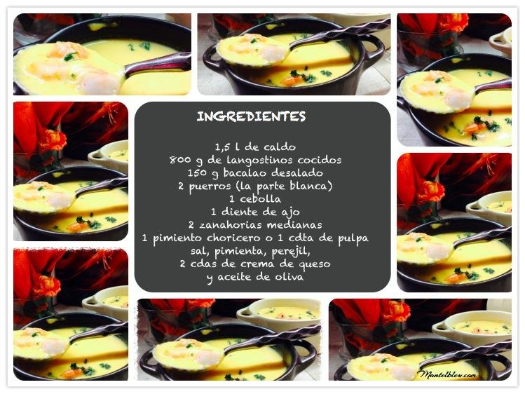 Crema de langostinos Etiqueta ingredientes_Fotor