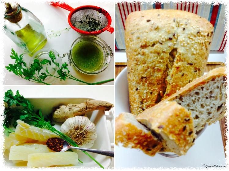 Tosta de brandada de bacalao_Ingredientes Fotor