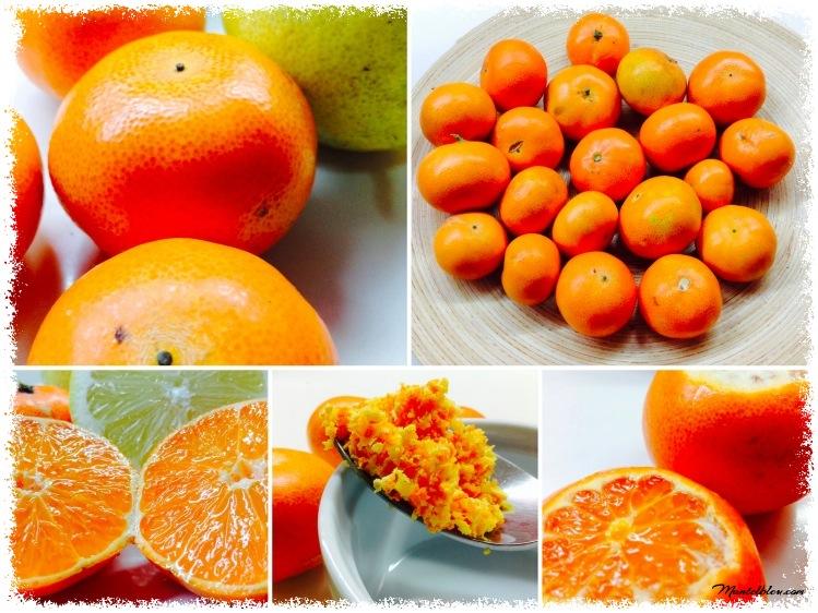 Bizcochito de mandarina con relleno_Ingredientes Fotor