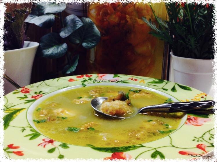 Sopa de merluza 1
