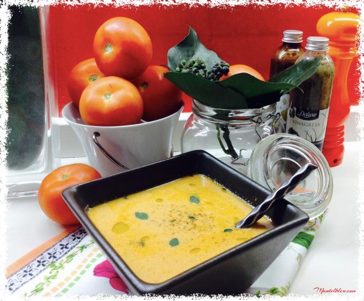 Sopa de romesco con sepia 3