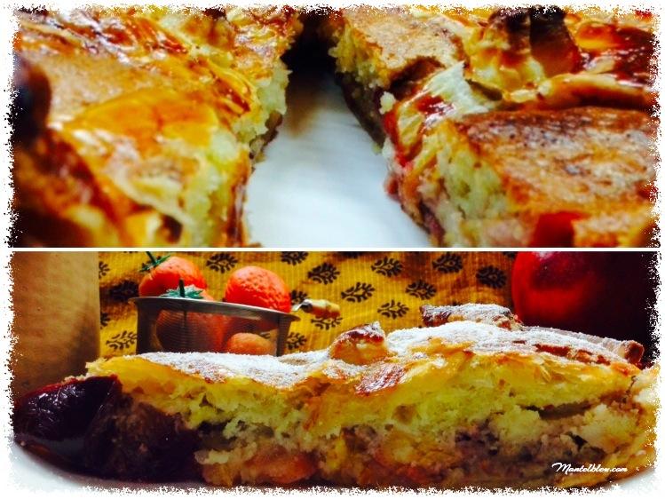 Tarta de almendras y frutas 3_Fotor