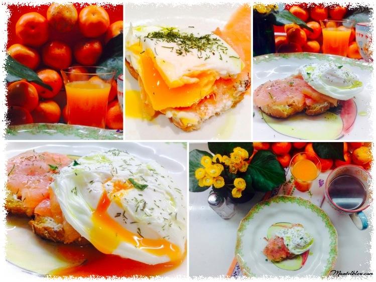 Tosta con salmón y huwvo noruego 5_Fotor