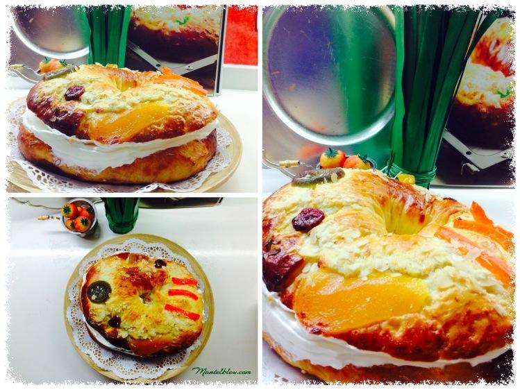 Roscón de Reyes con nata _Fotor