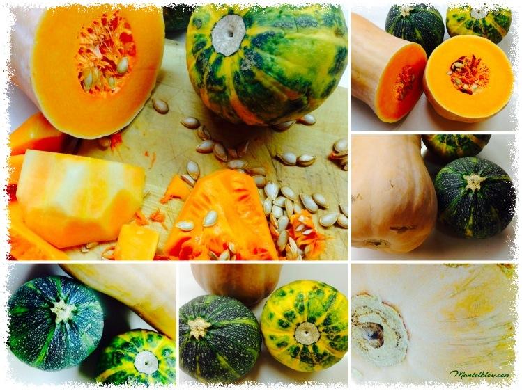 Trufas de calabaza con piñones Ingredientes_Fotor