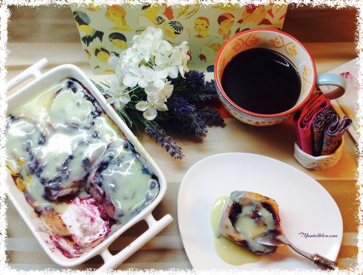 Pastel de hojaldre con frutos rojos y chocolate blanco 4