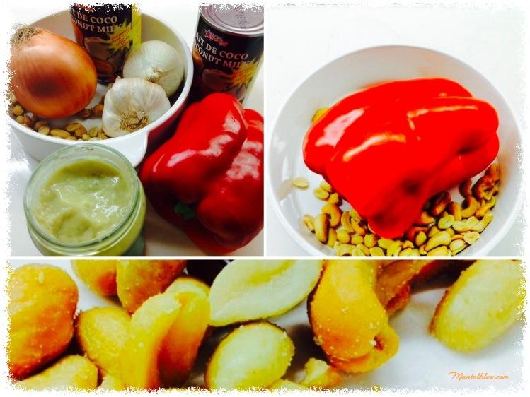 Sopa de leche de coco con langostinos y anacardos Ingredientes_Fotor
