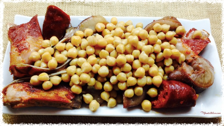 Cocido de garbanzos con sopa de fideos y sacramentos 3