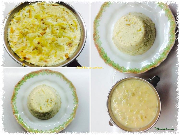Flan de puerros con salsa de huevo y bacalao 5_Fotor