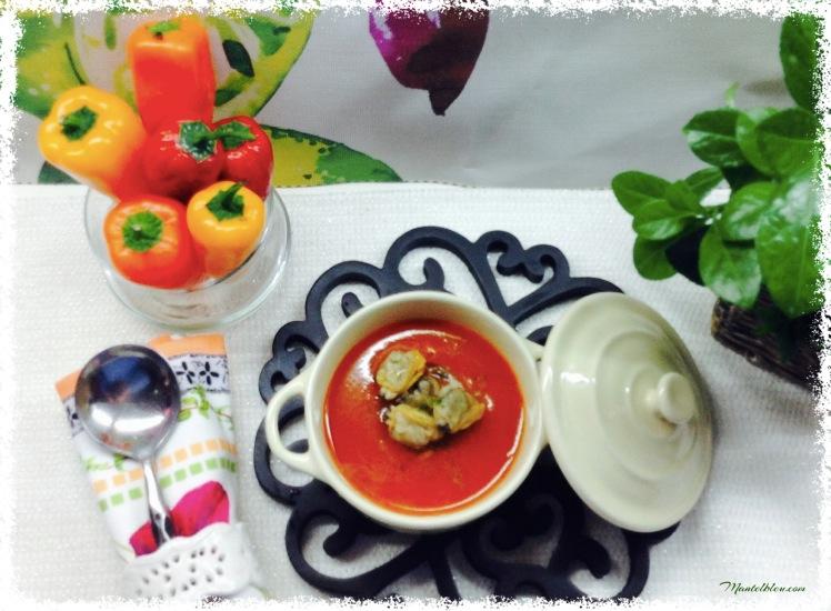 Sopa de almejas 4