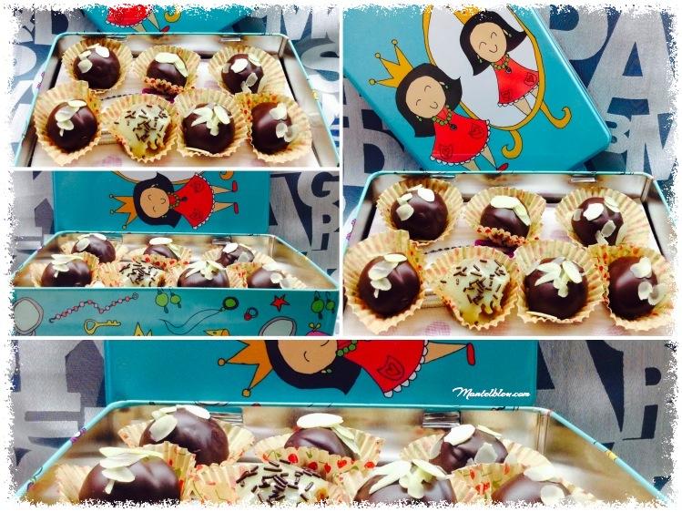 Bolitas de galleta cubiertas de chocolate 6_Fotor
