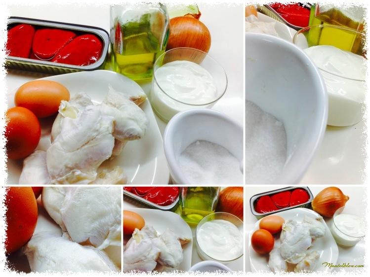 Mousse de piquillos con kokotxa de bakalao Ingredientes_Fotor