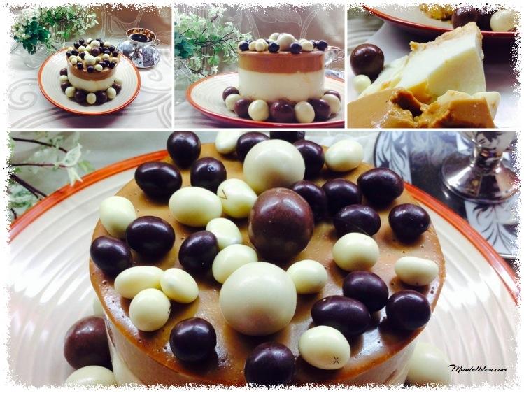 Tarta de queso con caramelo y chocolate blanco 4_Fotor