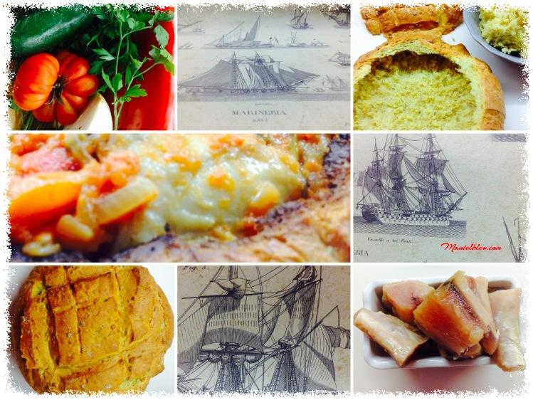 Caldereta de verduras con bonito del norte Elaboración_Fotor