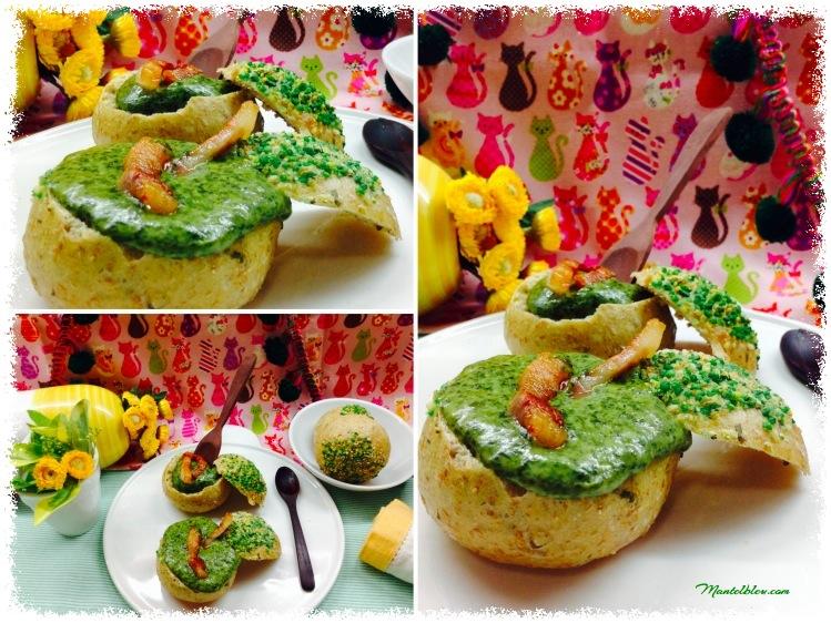Crema de espinacas con panceta_3 Fotor
