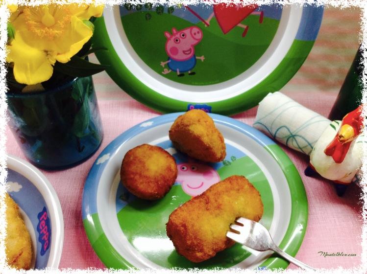 Nuggets crujientes de lomo 1