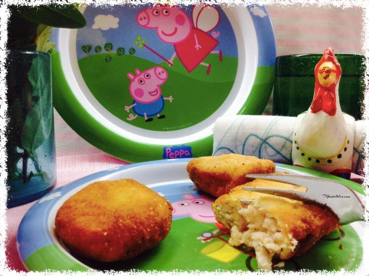 Nuggets crujientes de lomo 2