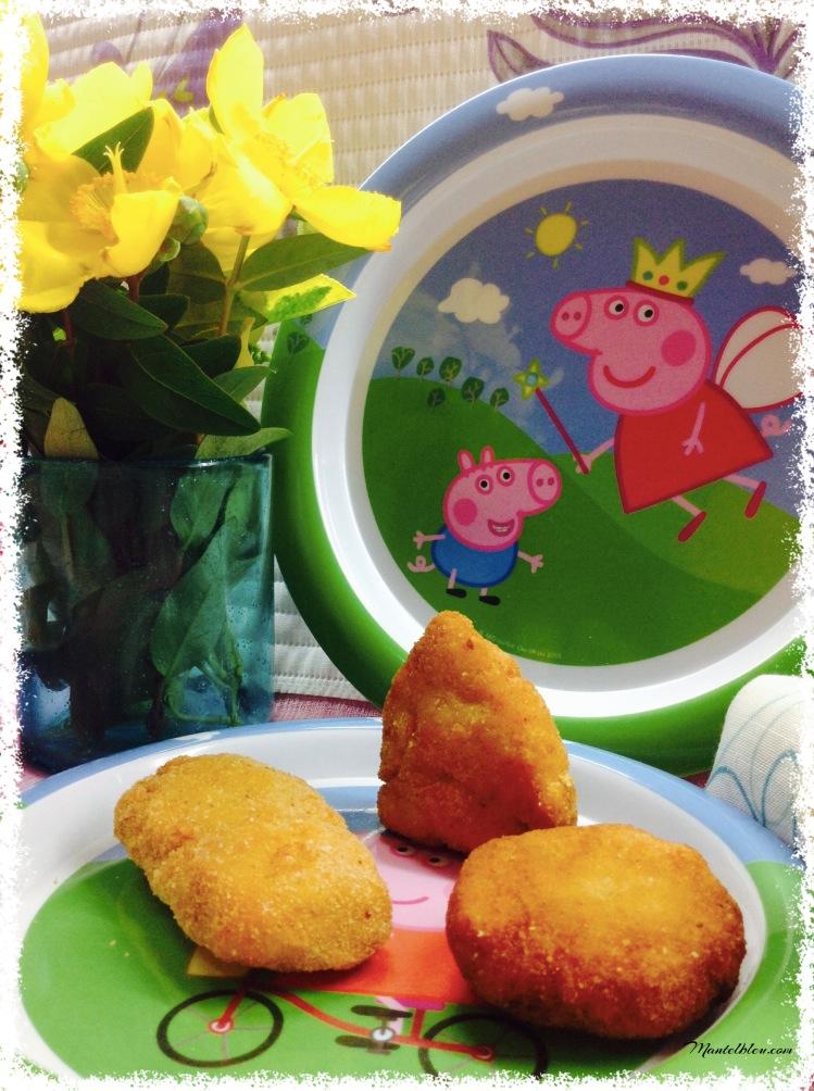 Nuggets crujientes de lomo 4