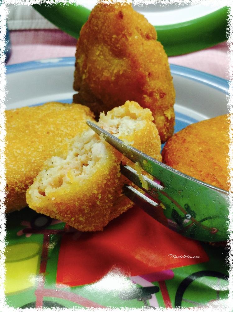 Nuggets crujientes de lomo 6