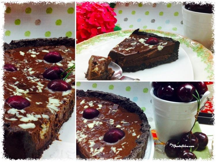 Tarta de oreo y chocolate 3_Fotor
