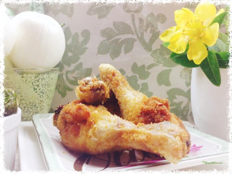 Jamoncitos de pollo frito picantes 3