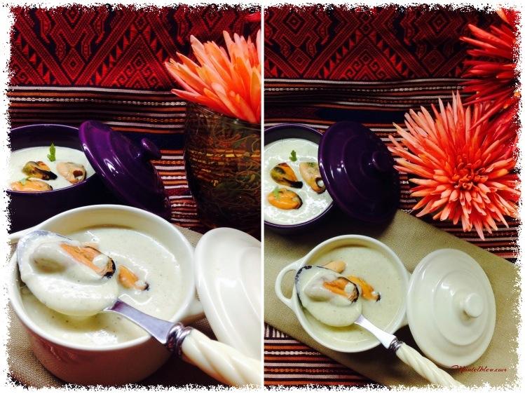 Sopa fría de mejillones 5_Fotor