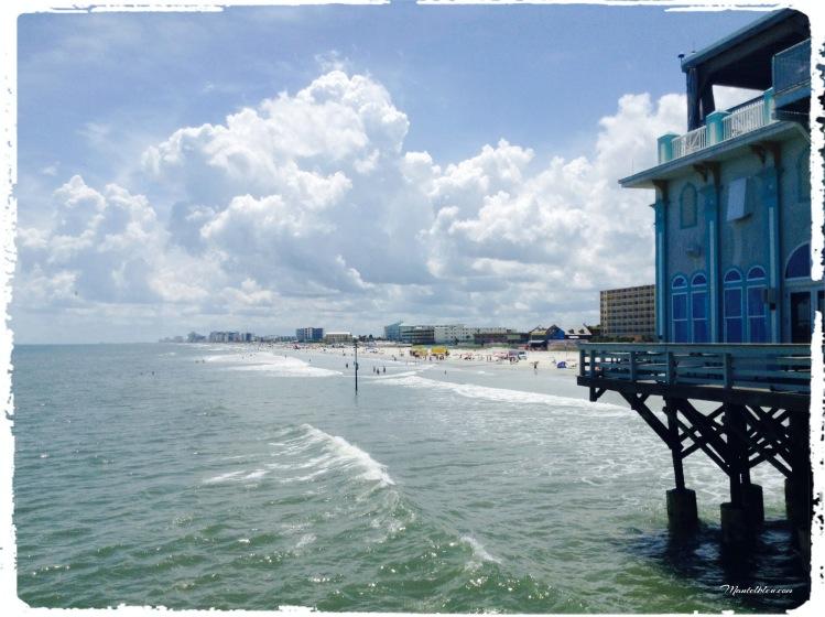 Dyatona Beach Pier_Fotor
