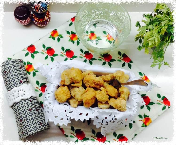 Palomitas de pollo 1