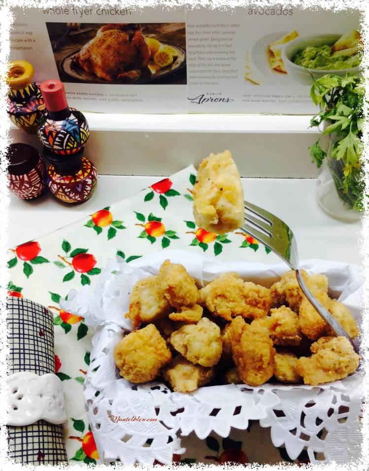 Palomitas de pollo 5