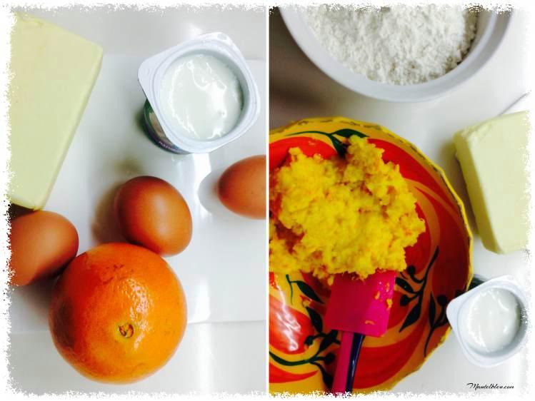 Bizcocho de naranja con chocolate Ingredientes_Fotor