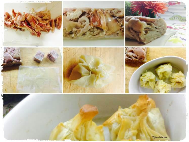 Manitas de cerdo crujientes en salsa Ingredientes_Fotor