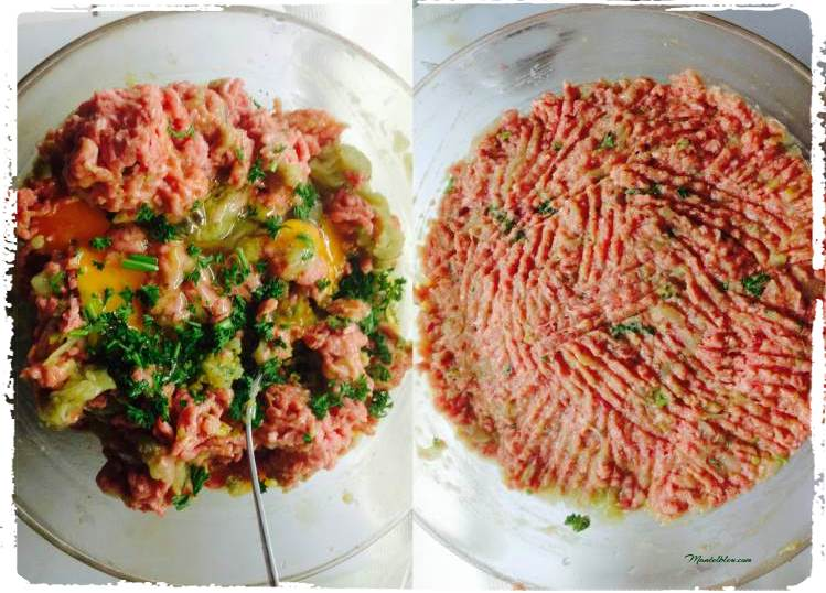 Carne picada Ingredientes_Fotor