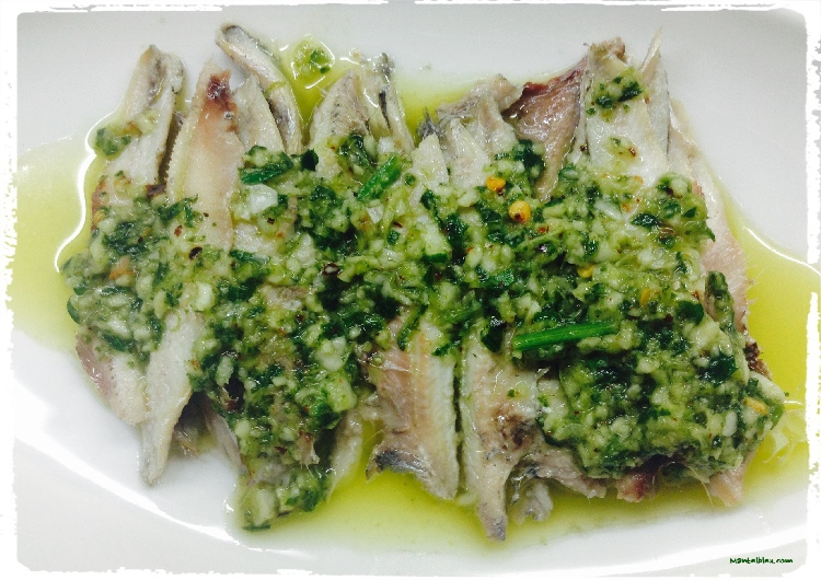 Anchoas asadas 2