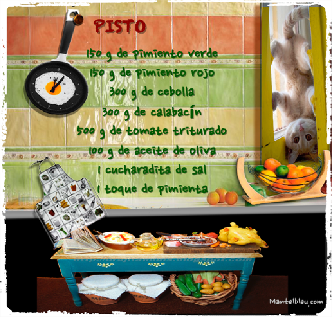 Pisto Ingrediente