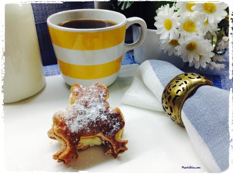 Ranitas de hojaldre rellenas de crema de mantequilla 7
