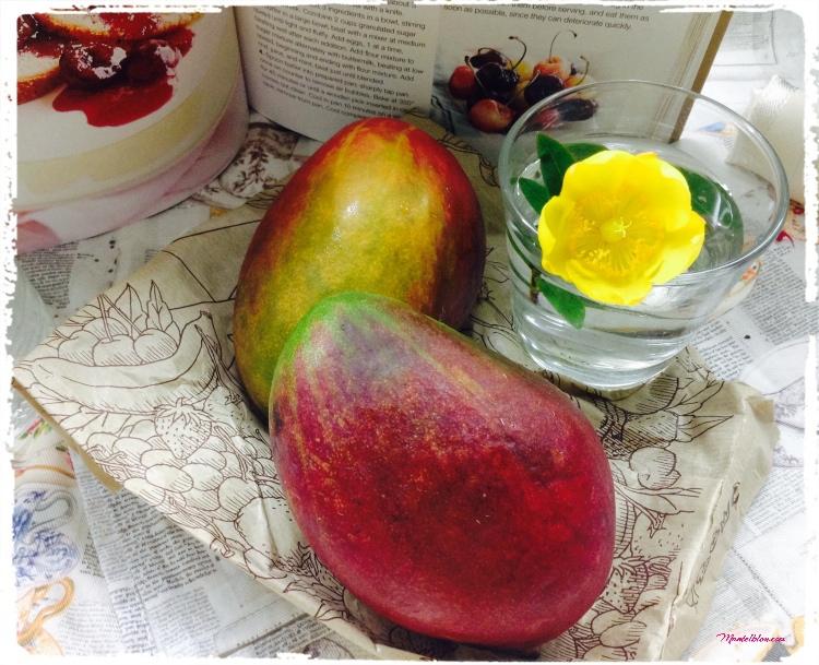 Tarta crujiente de mangos ingredientes